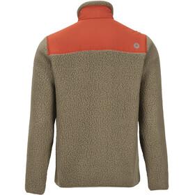 Marmot M's Wiley Jacket Cavern/Dark Rust